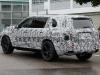 Mercedes GLS MY 2019 - Foto spia 06-10-2017