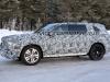 Mercedes GLS MY 2019 foto spia 11 gennaio 2018