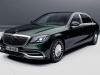 Mercedes-Maybach Classe S 2021 presentazione