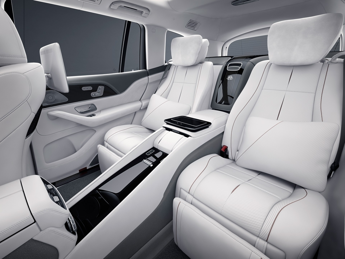 Mercedes-Maybach Classe S e GLS Edition 100
