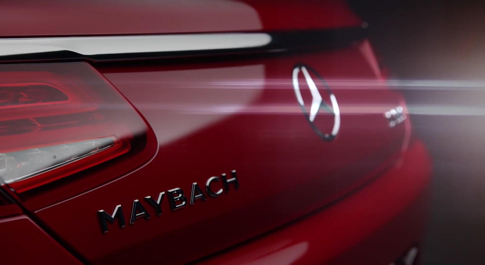 Mercedes-Maybach S 650 Cabrio (anteprima)