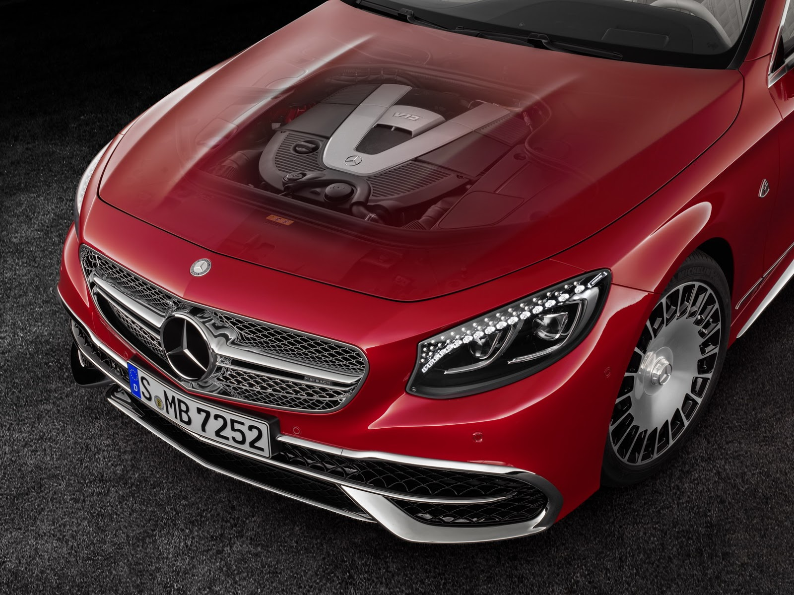 Mercedes-Maybach S 650 Cabriolet (foto ufficiali)