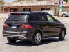 Mercedes ML - Foto spia 24-07-2014
