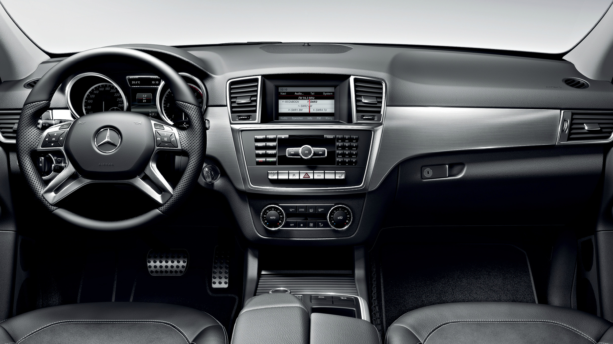 Mercedes ML Special Edition 16