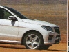 Mercedes ML SUV 2012