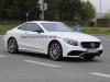 Mercedes - Muletto misterioso - Foto spia 28-04-2016