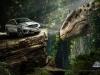 Mercedes nel film Jurassic World