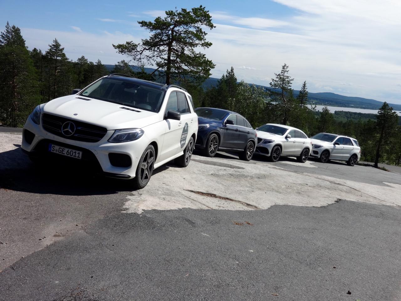 Mercedes Polar Sun - Giorno 2