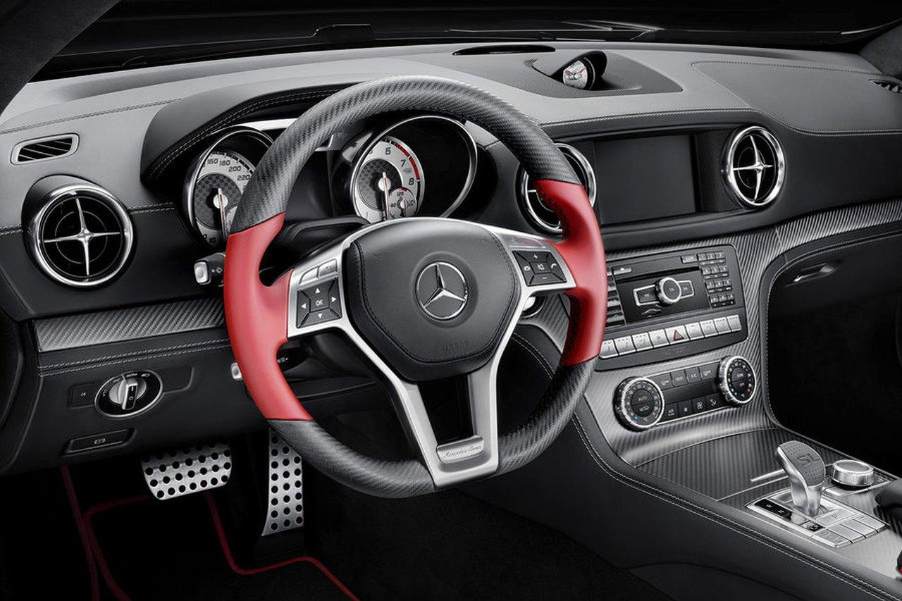 Mercedes SL 417 Mille Miglia