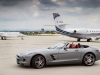 Mercedes SLS AMG Roadster e Mercedes AMG E-Cell - Test drive Jay Leno