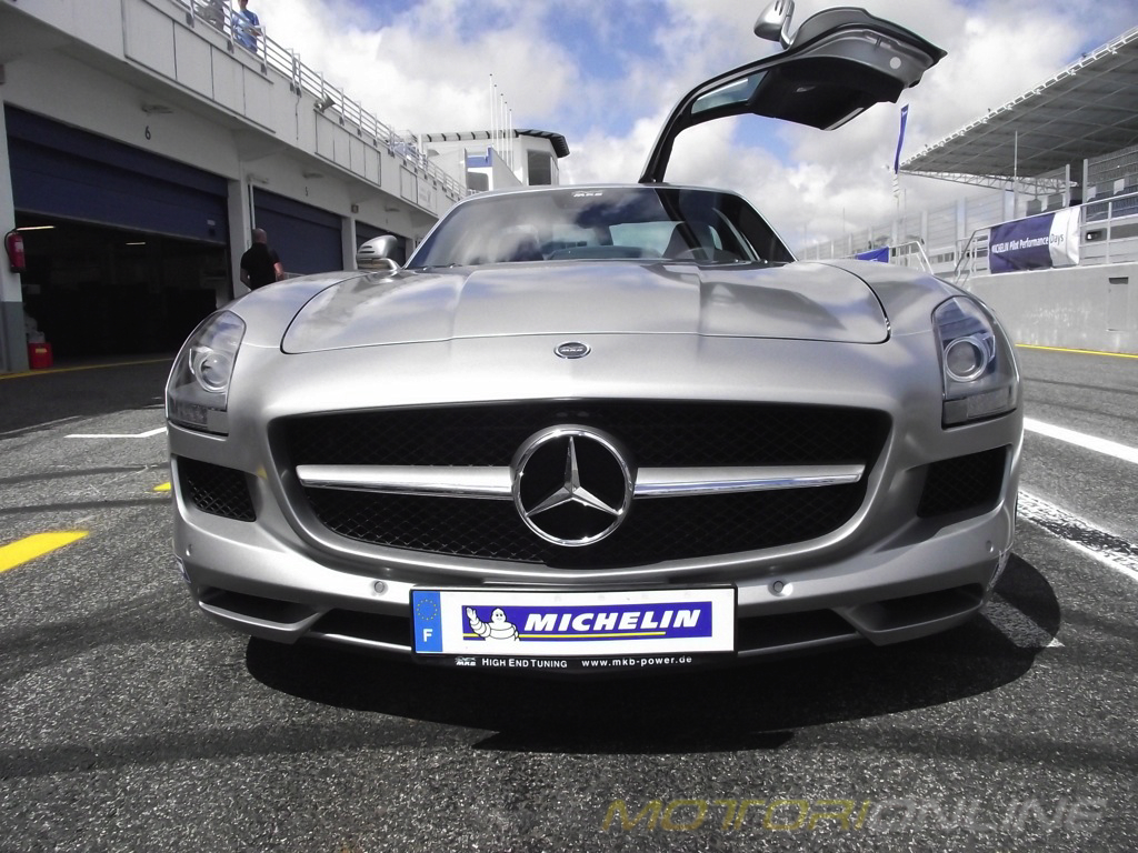 Mercedes SLS MKB