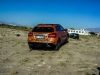 Mercedes SUV Attack Desert Test Drive