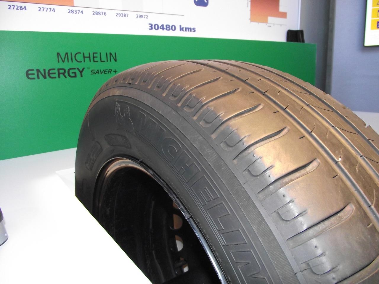 Michelin Performance Tour 2012