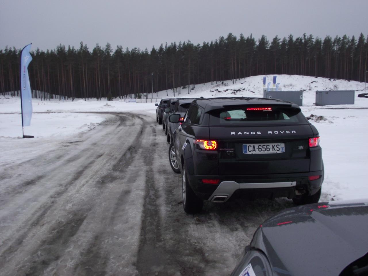 Michelin Pilot Alpin e Latitude Alpin - Riga 2012
