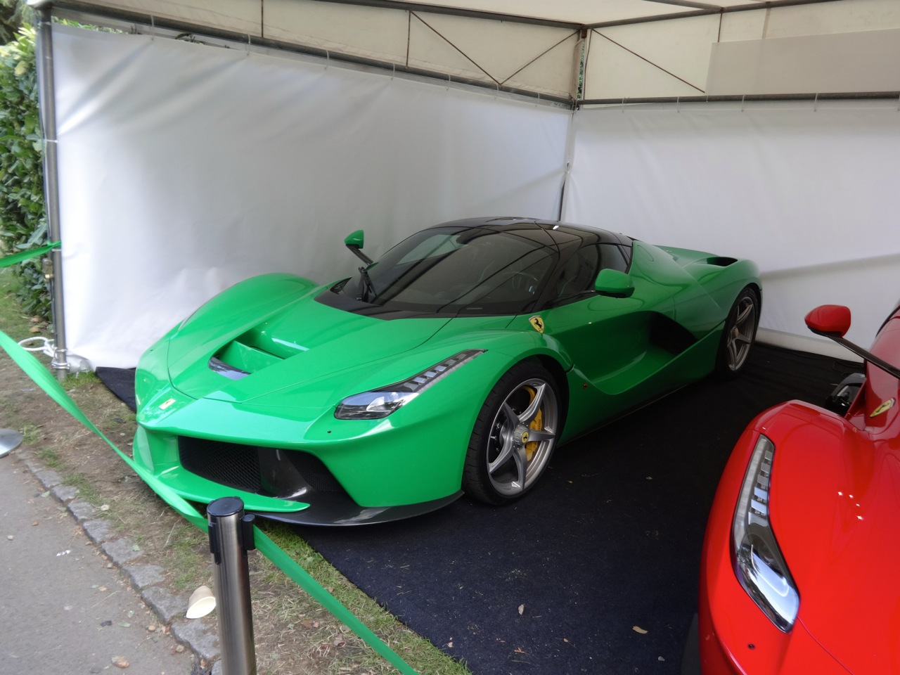 Michelin Supercar Paddock - Goodwood 2014
