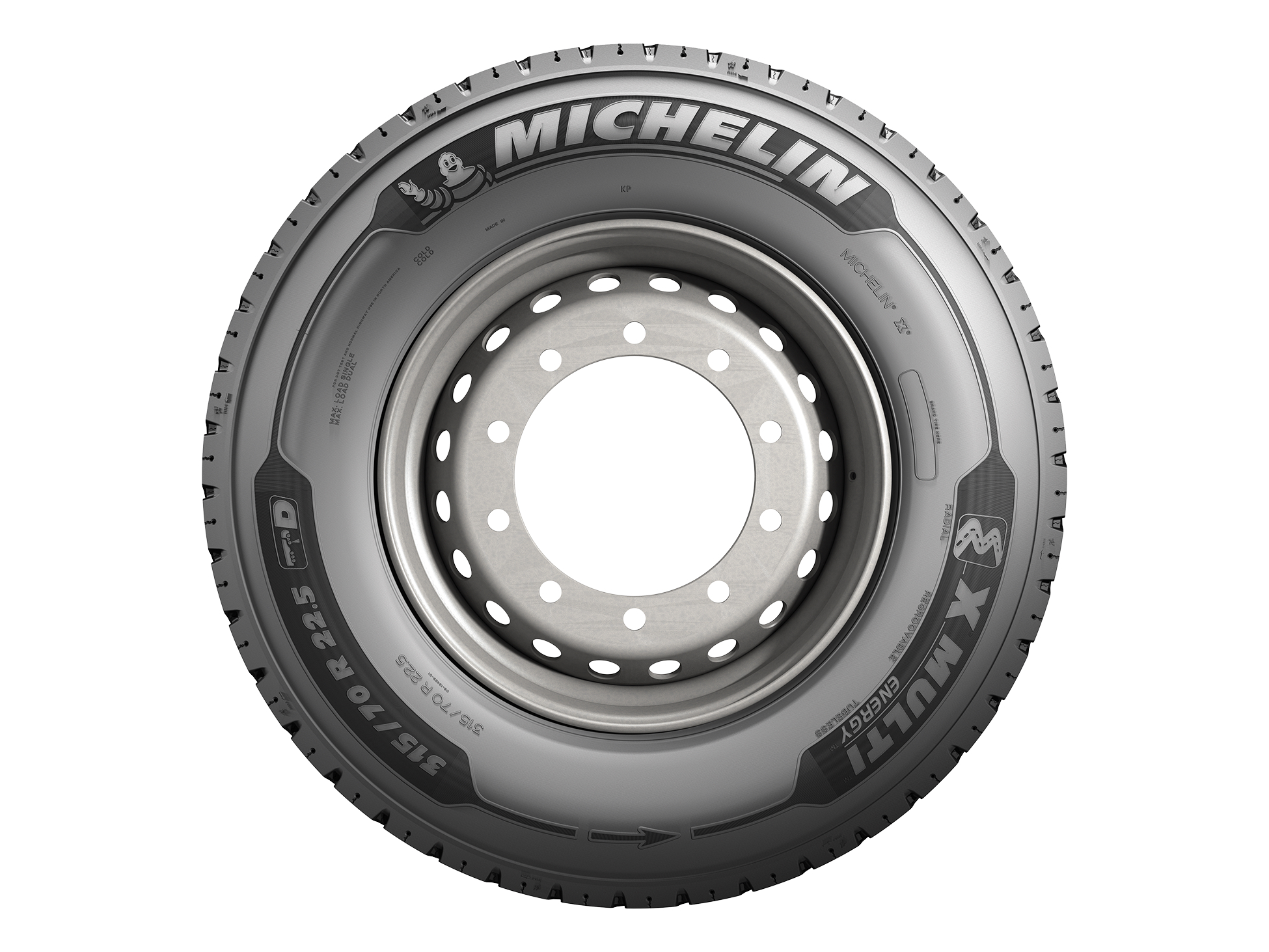 Michelin X Multi Energy