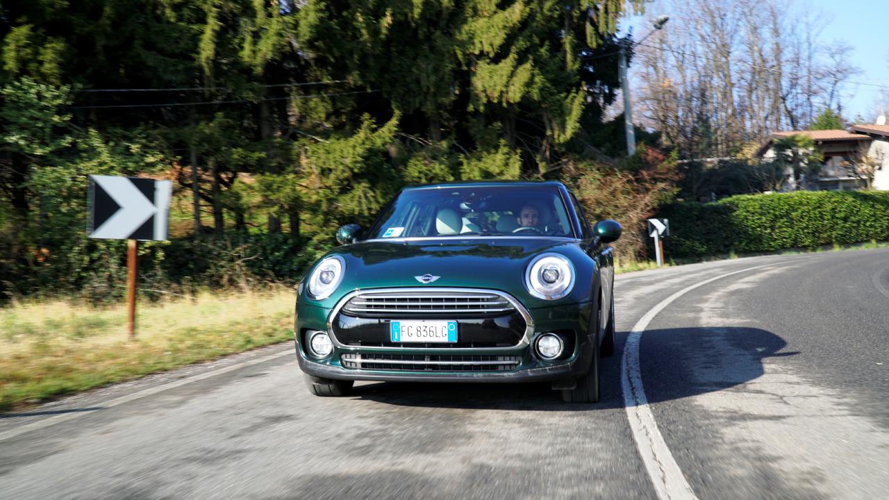 Mini Clubman Cooper D - Prova su strada 2018