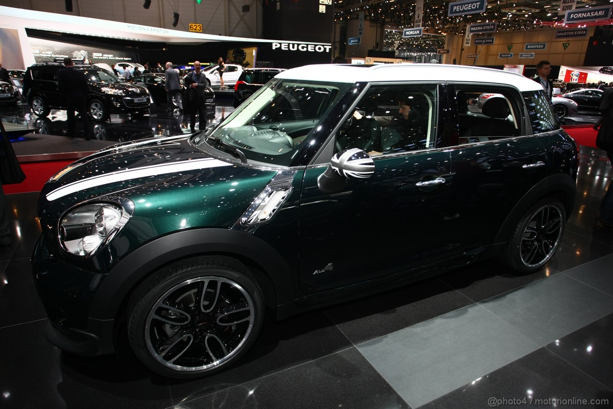 2011 mini cooper sd countryman related infomation specifications weili automotive network. Black Bedroom Furniture Sets. Home Design Ideas