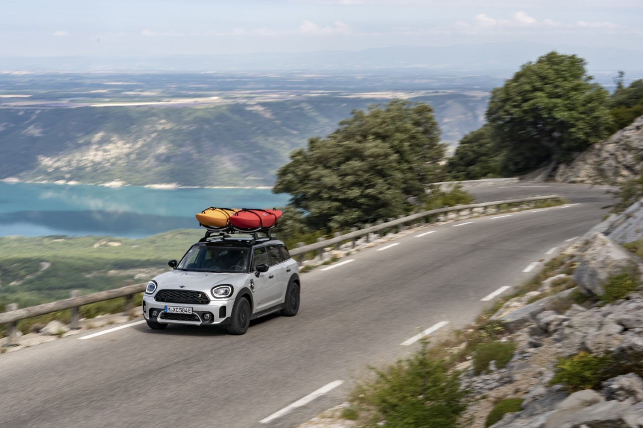 MINI Cooper SE Countryman ALL4 - Francia