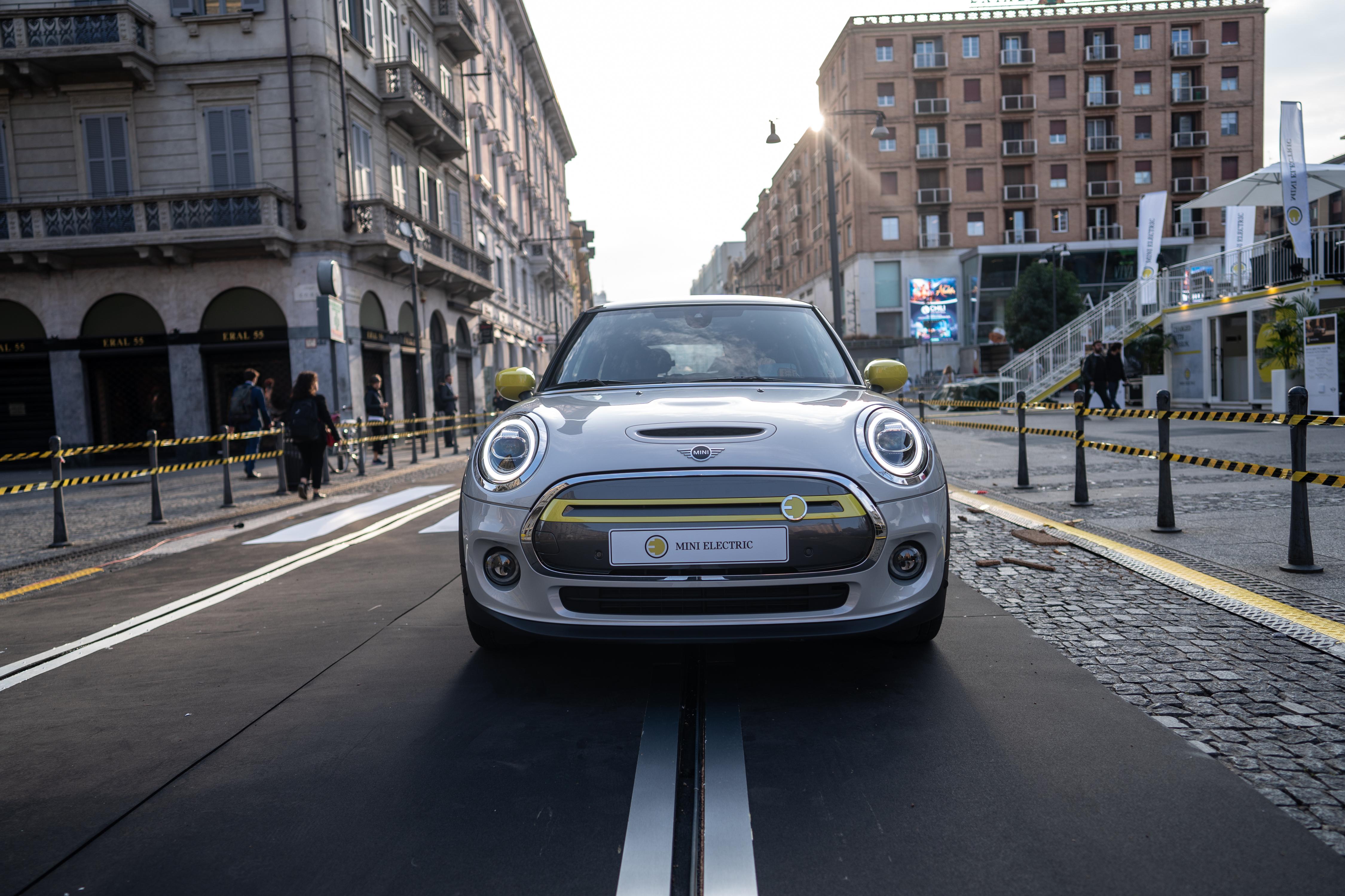 Mini Cooper SE - Milano