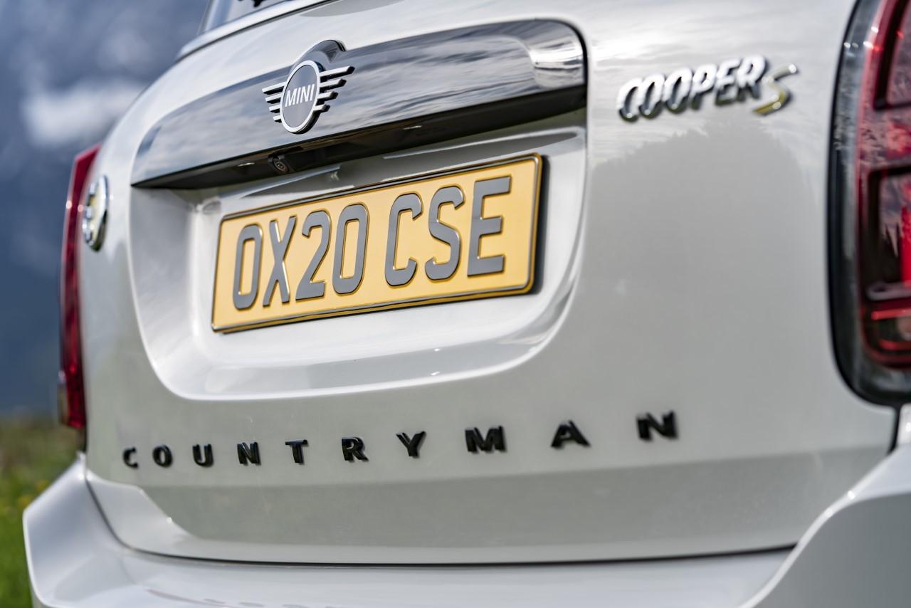 Mini Countryman 2020 - Foto ufficiali