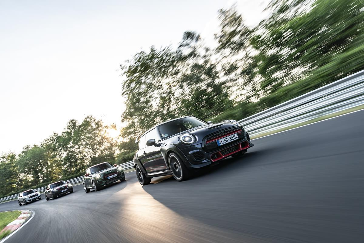 Mini Countryman John Cooper Works 2021