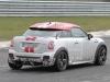 MINI Coupé JCW GP foto spia maggio 2012