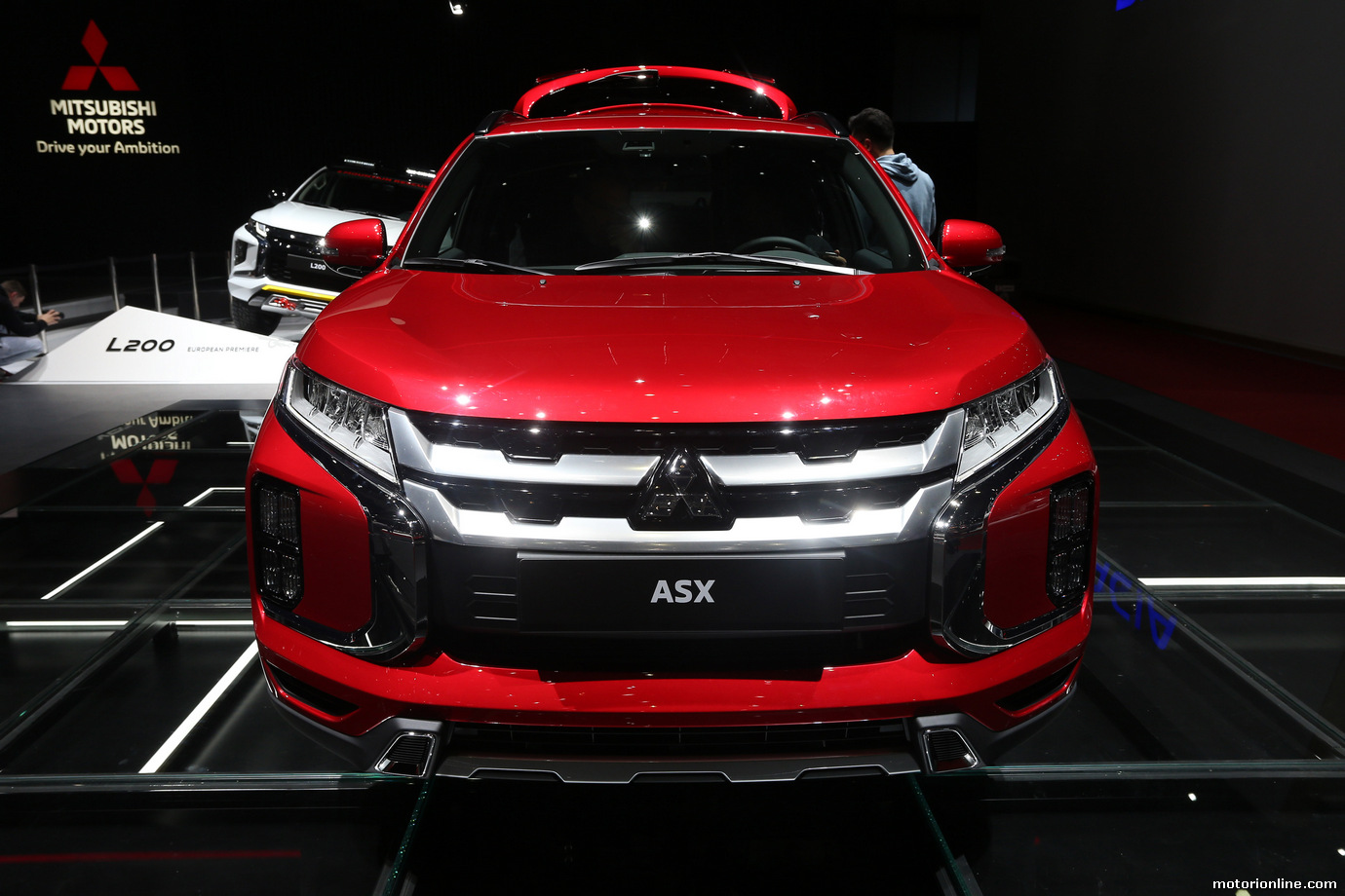 Mitsubishi ASX - Salone di Ginevra 2019