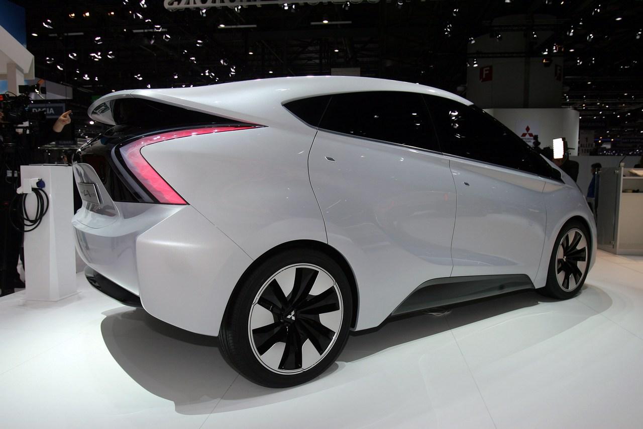 Mitsubishi CA-MIEV - Salone di Ginevra 2013