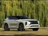 Mitsubishi Concept GT-PHEV foto stampa Salone di Parigi 2016