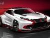 Mitsubishi Concept XR-PHEV Evolution Vision Gran Turismo concept