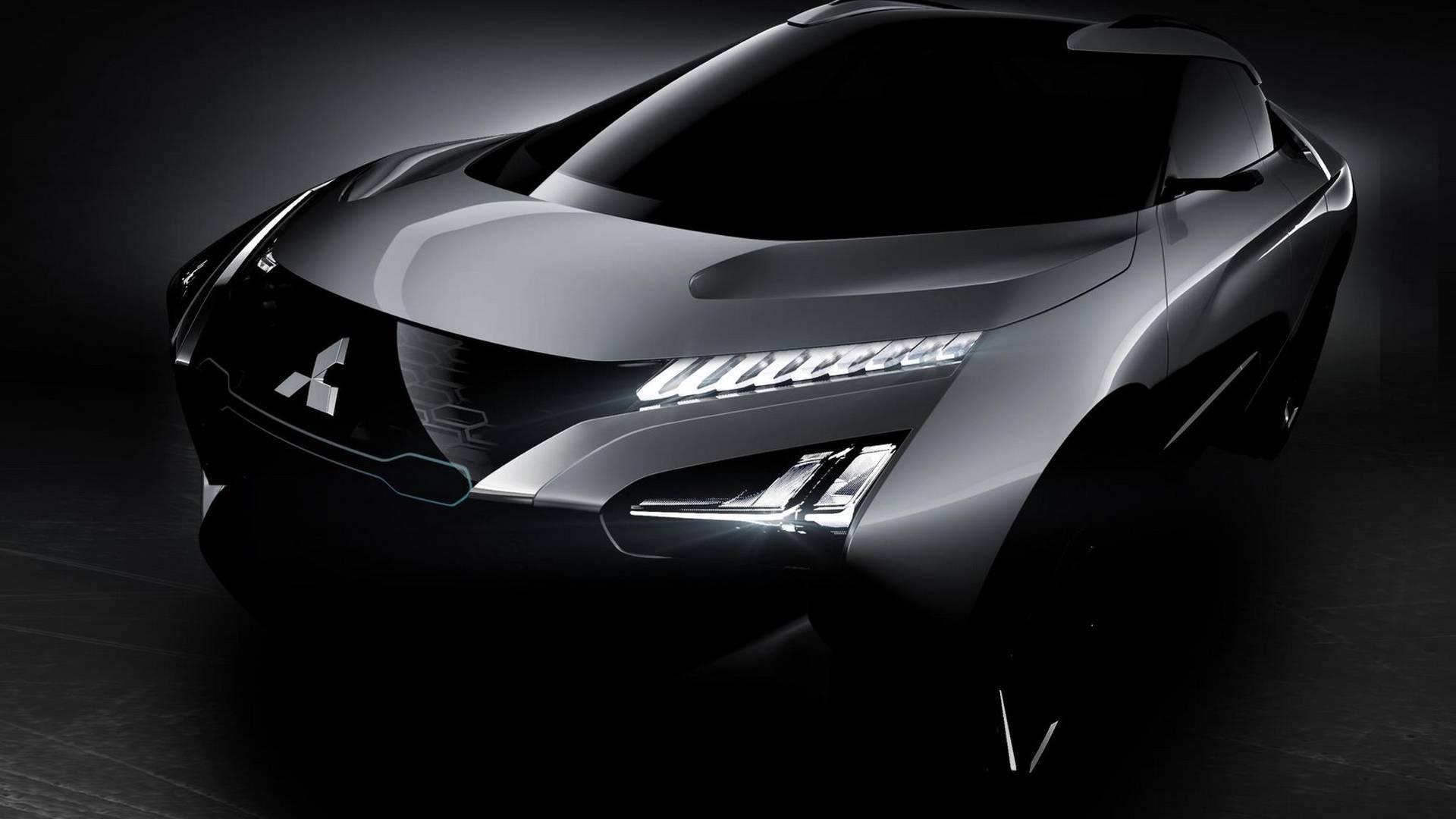 Mitsubishi e-Evolution Concept - Teaser