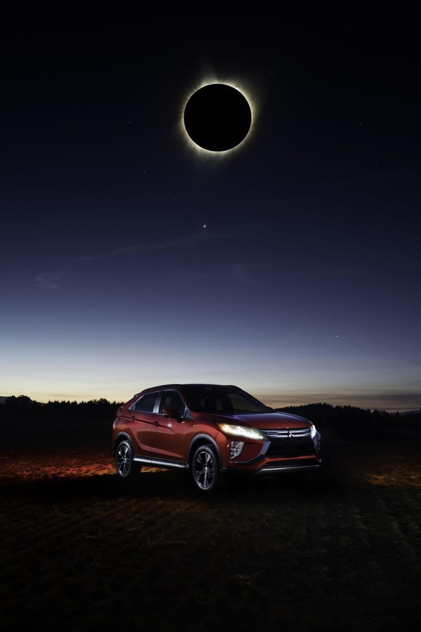 Mitsubishi Eclipse Cross ed eclissi
