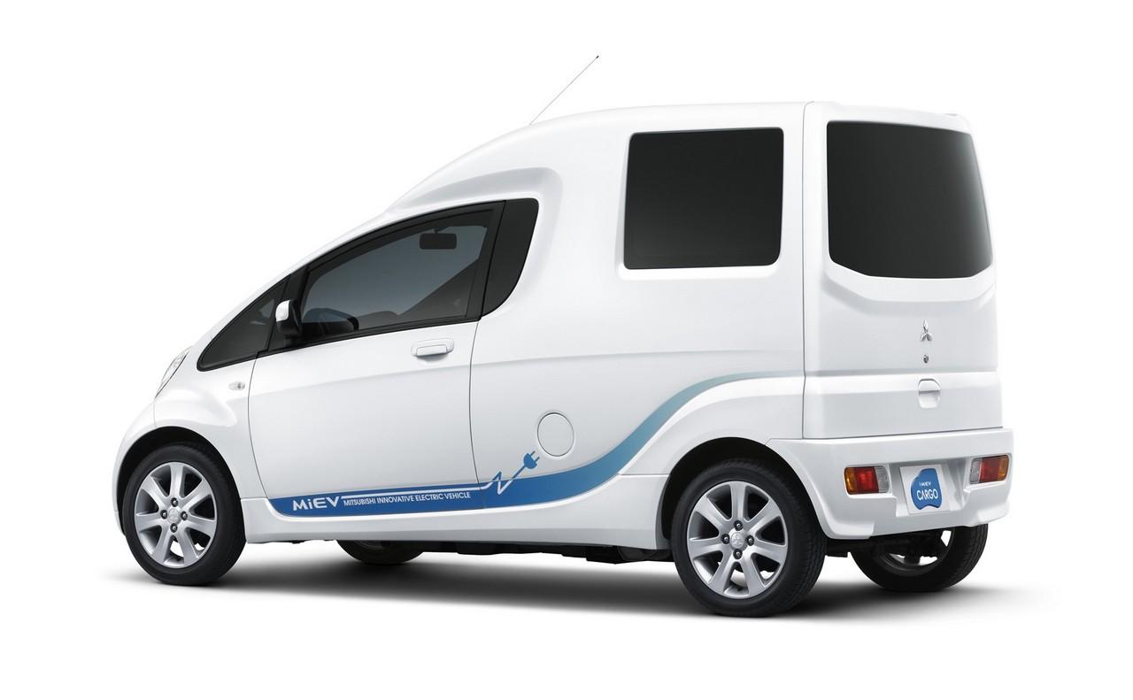 Mitsubishi I-Miev Cargo Concept