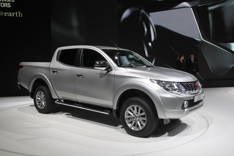 Mitsubishi L200 2015 - Salone di Ginevra 2015
