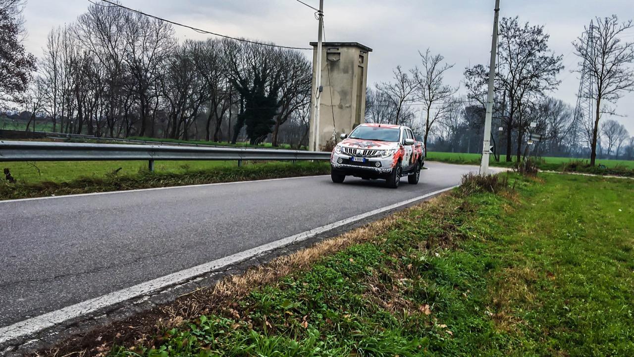 Mitsubishi L200 MY 2016 - Prova su Strada
