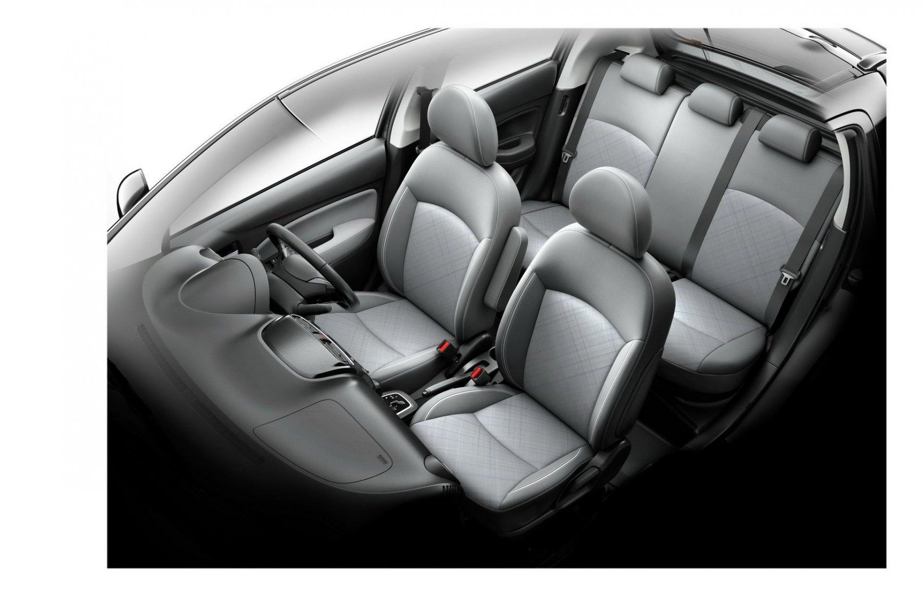 Mitsubishi Mirage e Attrage 2020