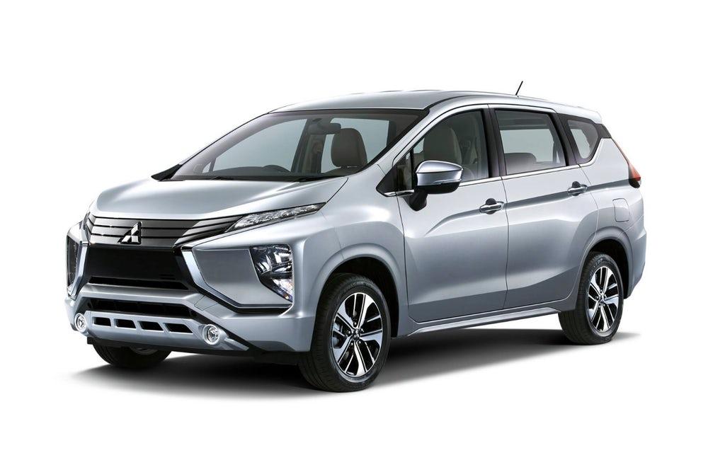 Mitsubishi - Nuova MPV