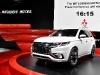 Mitsubishi Outlander PHEV Concept-S - Salone di Parigi 2014