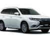 Mitsubishi Outlander PHEV MY 2019