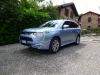 Mitsubishi Outlander PHEV - Primo Contatto
