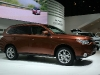 Mitsubishi Outlander - Salone di Ginevra 2012