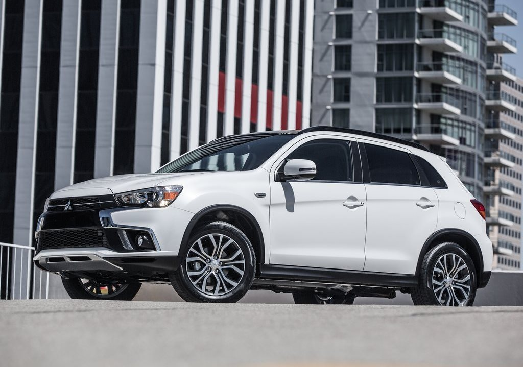 Mitsubishi Outlander Sport MY 2018
