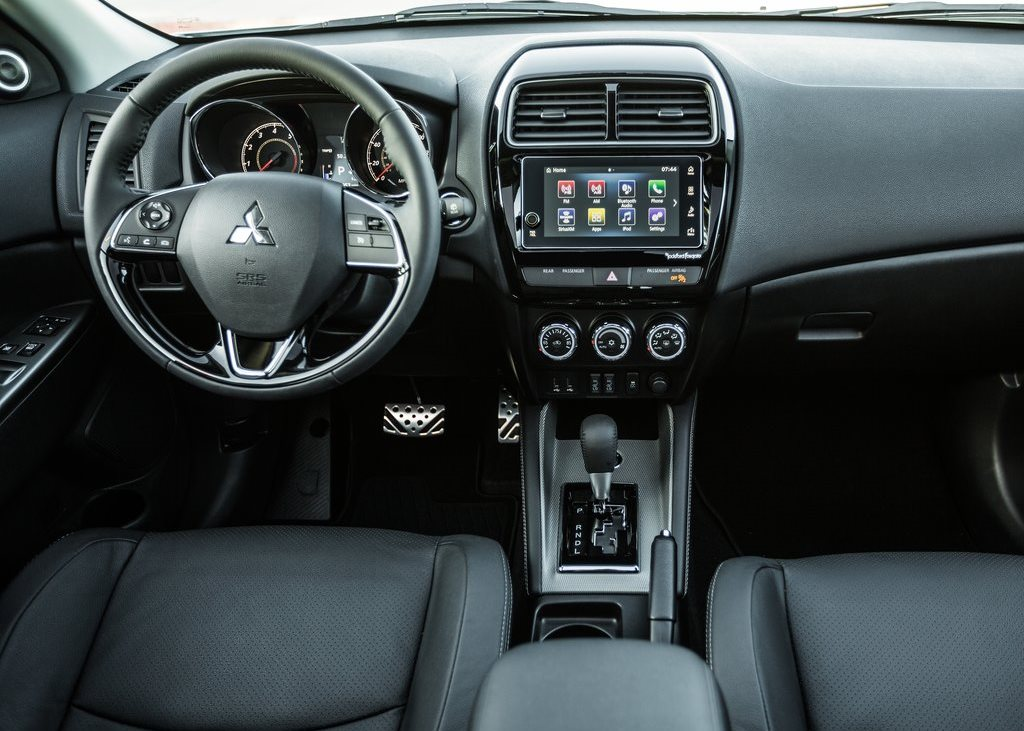 Mitsubishi Outlander Sport MY 2018 - 2/16
