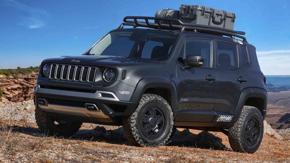Moab Easter Jeep Safari 2018