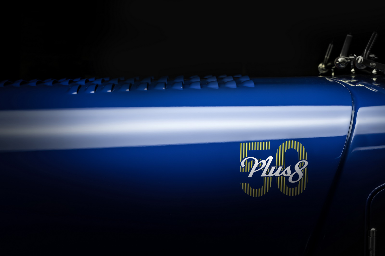 Morgan Plus 8 50th Anniversary Edition - Teaser