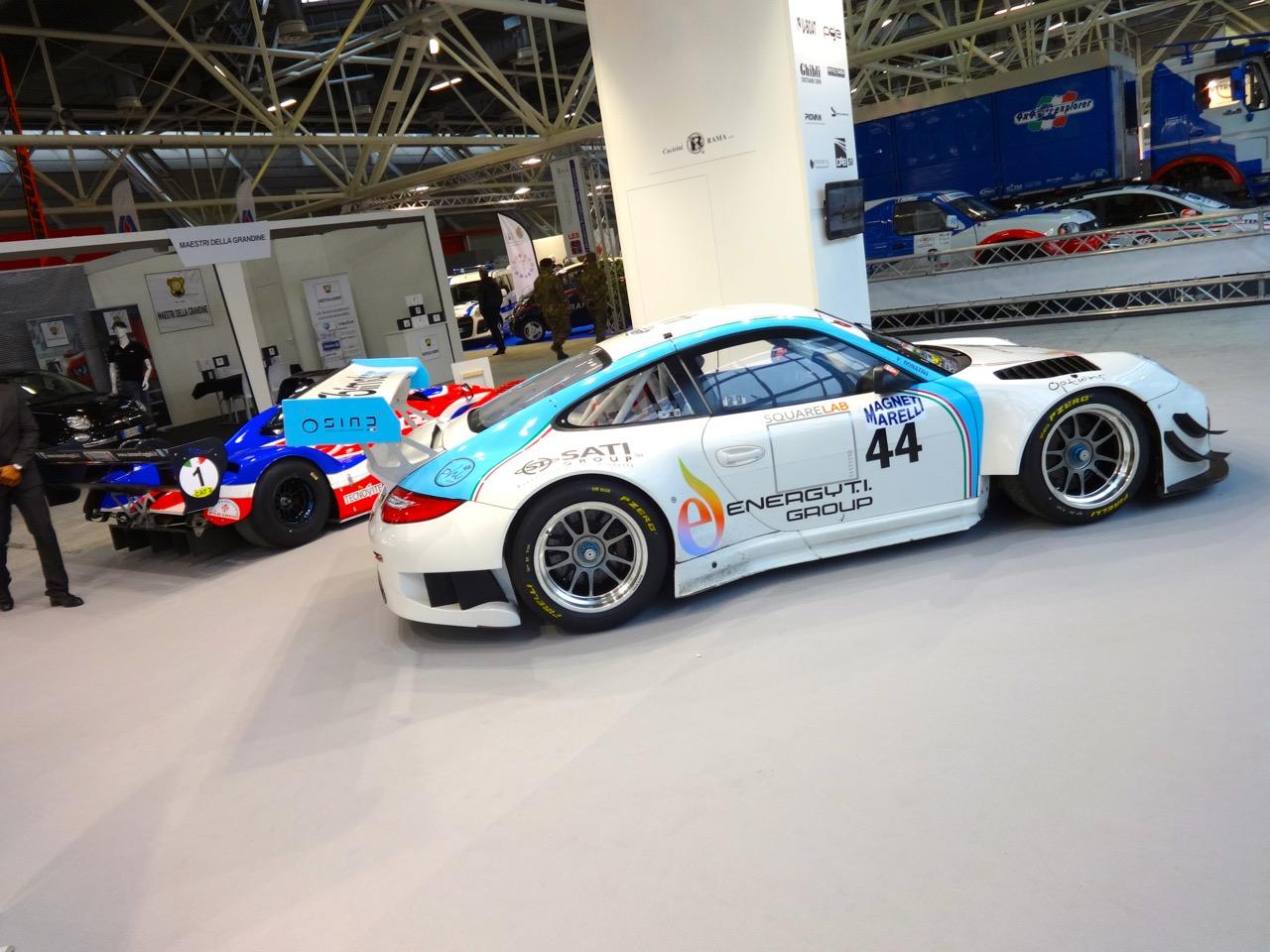 Motor Show 2014 - Tour Virtuale