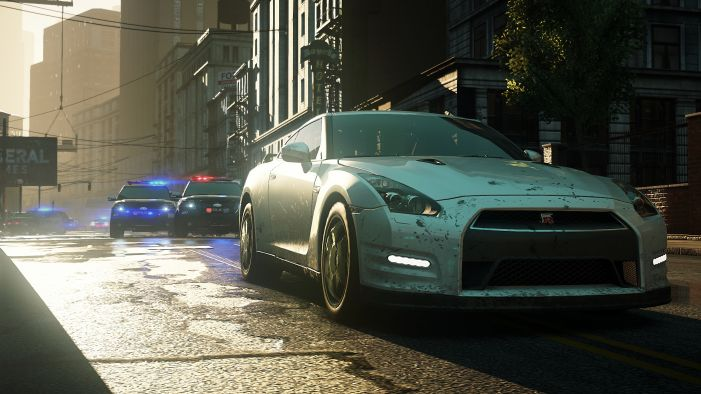 Need for Speed Most Wanted 2012 demo