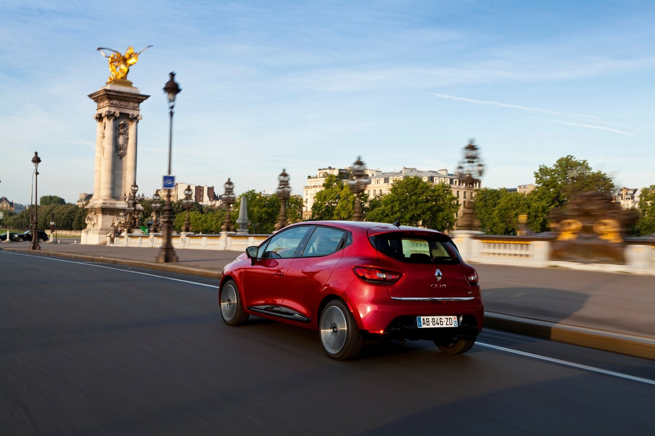 New Renault Clio - Salone di Parigi 2012