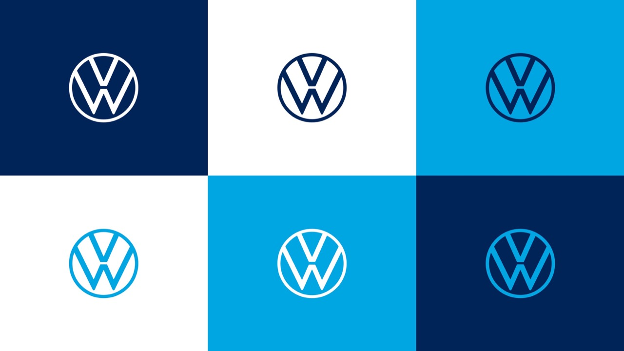 New Volkswagen - immagine e nuovo logo
